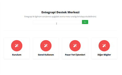 Entegrapi Documentation